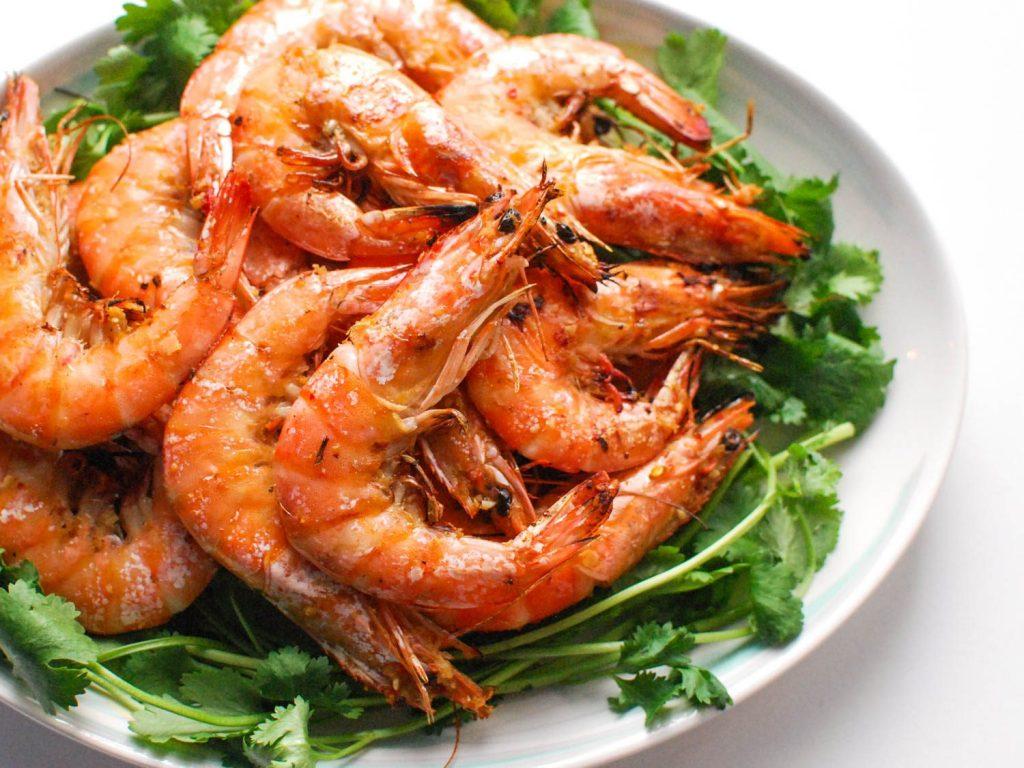 comida marítima