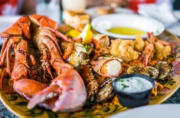 comida maritima