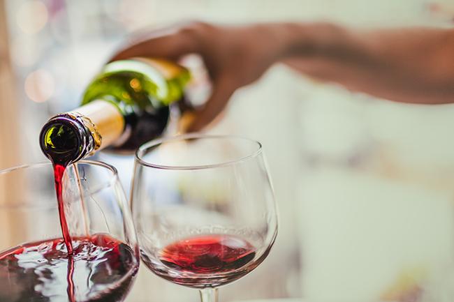 tipos de vinho para peixes