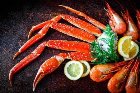Cardápio frutos do mar: conheça os melhores pratos