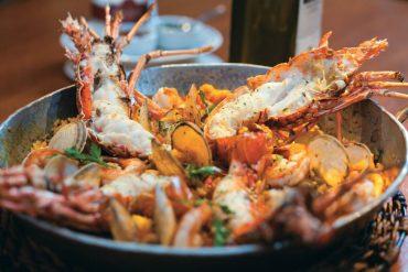 Pratos sofisticados de frutos do mar para experimentar